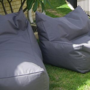 single chaise lounger & double lounger