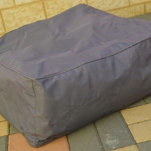 The Double Lounger The Supersize Big Outdoor Beanbag