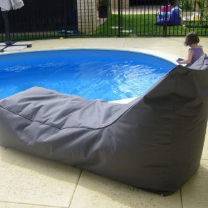Single Chaise Lounger