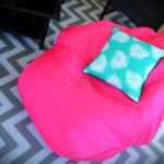Outdoor Beanbags Oval Beanbag