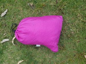 Double Hammock Outdoor Beanbags