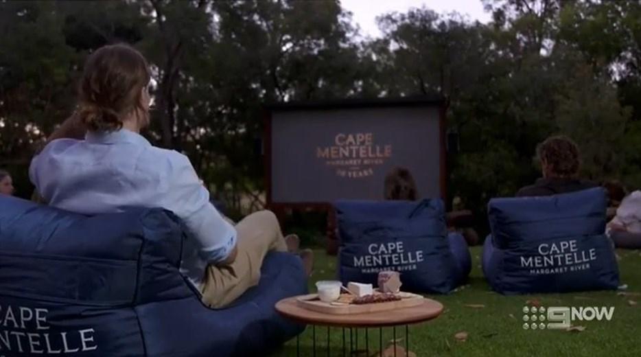 Outdoor Beanbags Movie Beanbag on Getaway