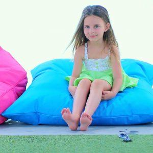 1m x 1m Cushion Outdoor Beanbags